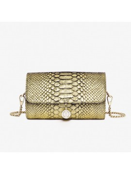 Renée bag Python leather