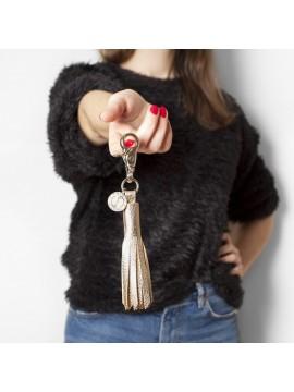 Porte-clés XL Gold