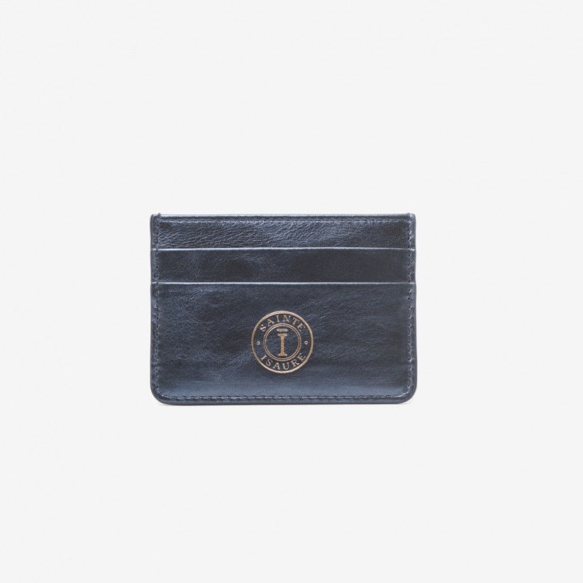 Porte-cartes Jane Bleu Nuit
